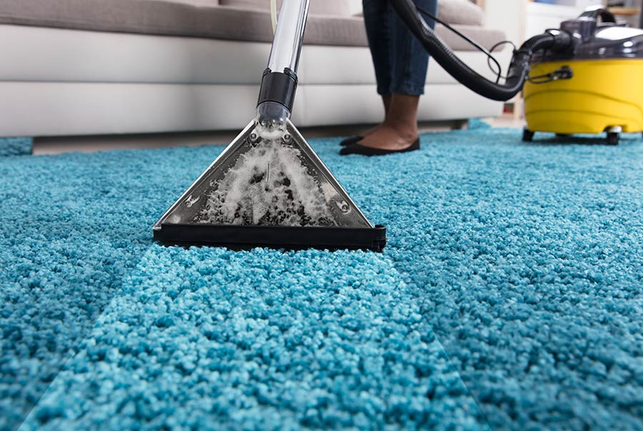 commercial carpet cleaning services in Toledo